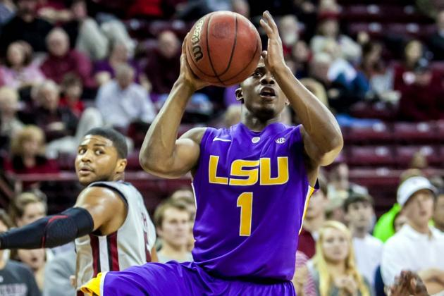 Sudden Ending for LSU Basketball Team: No NIT Bid