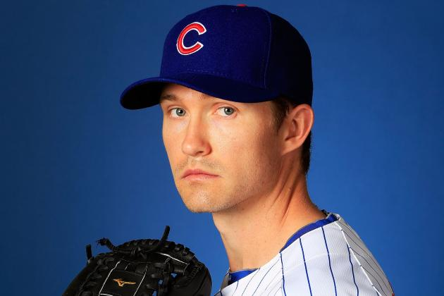 Cubs Shut Down Baker After Elbow 'Setback'