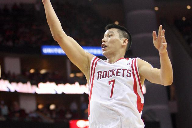 Jeremy Lin: Houston Rockets Must Lean Heavily on Surging PG