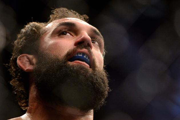 Does Hendricks Have a Chance Against GSP if He Can't Land the Left Hook?