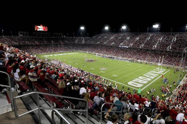 Cardinal  White Spring Game Returns to Stanford Stadium Saturday, April 13