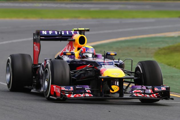 McLaren Apologizes to Webber and Red Bull