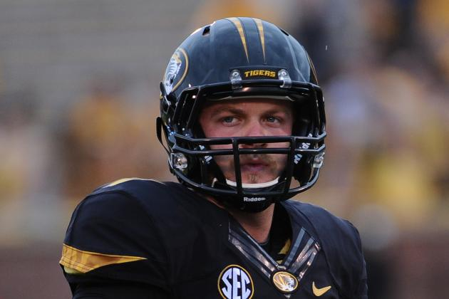 Mauk Will Get Look at Spring Practices