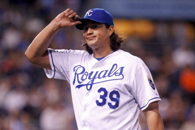 Kansas City Royals: Luis Mendoza Making Strong Case to Be Team's No. 5 Starter