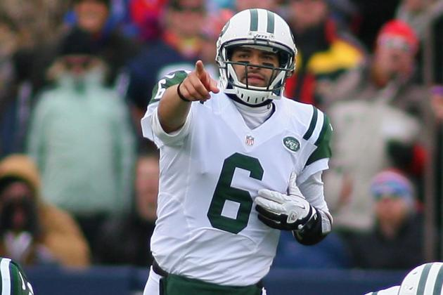 Rex Ryan Doesn't Commit to Mark Sanchez as Jets Starting QB