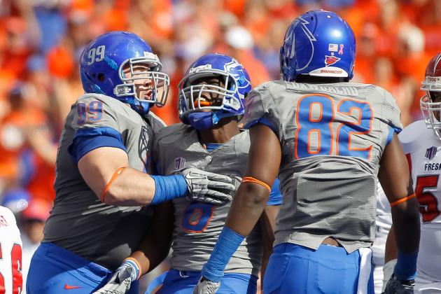 Boise State Football's Standout Defenders Looking for Another Big Year