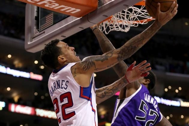 Kings Don't Want to End Up on Posters Against Clippers