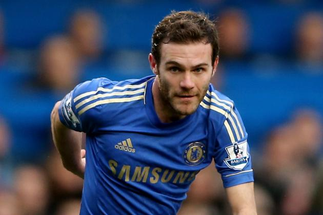 Juan Mata: Why Chelsea's Spanish Maestro Deserves to Be Named Player of the Year