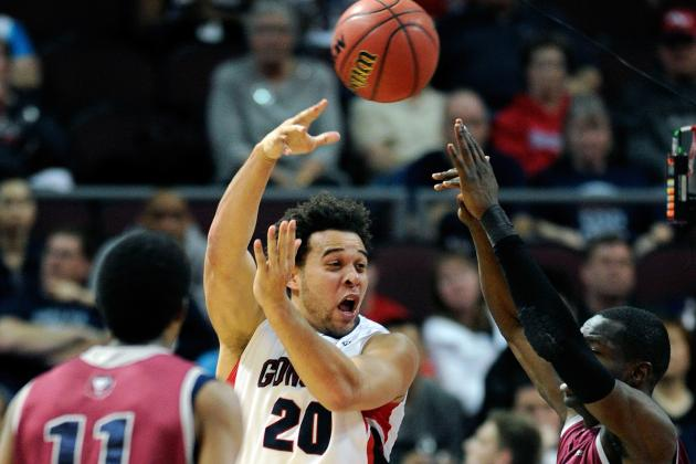 Gonzaga Basketball: Critics Will Fuel Bulldogs' Deep Tournament Run