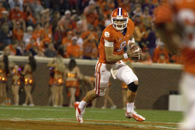 Calm, Mature and Focused, Cole Stoudt Asserting Himself in Backup QB Role