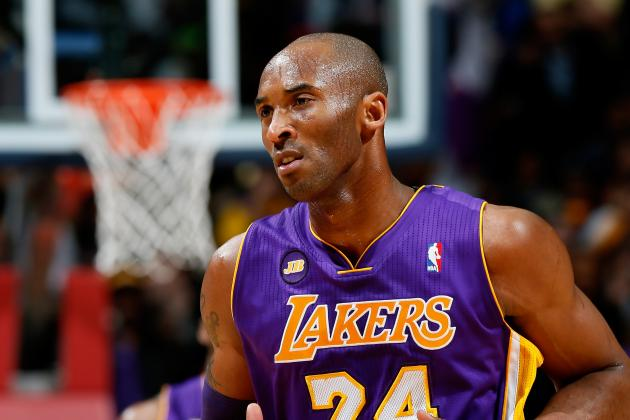 Mike D'Antoni Expects Kobe to Play Friday vs. Wizards