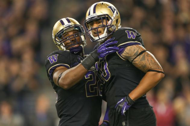 Shift to No-Huddle Offense Leaving Huskies Out of Breath This Spring