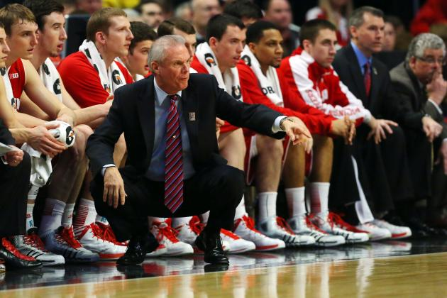 7. Wisconsin Badgers: College Basketball's Most Valuable Teams in 2013