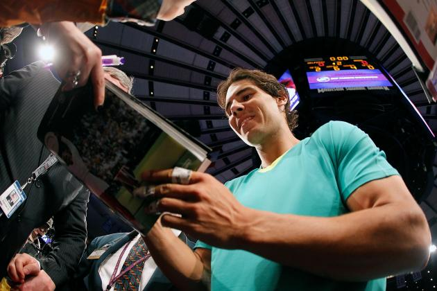 Rafael Nadal: Competitive Tennis More Important Right Now Than Titles