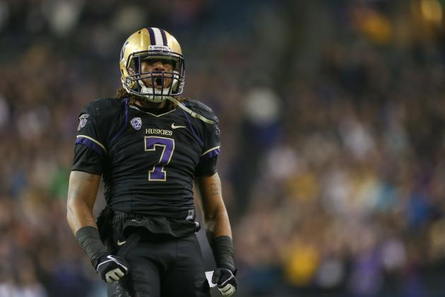 Washington's Shaq Thompson Won't Take Any Safety from Contact