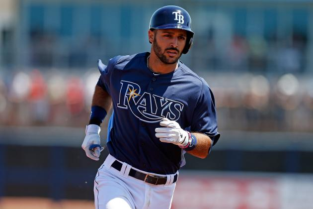Rays Have Few Decisions Left This Spring