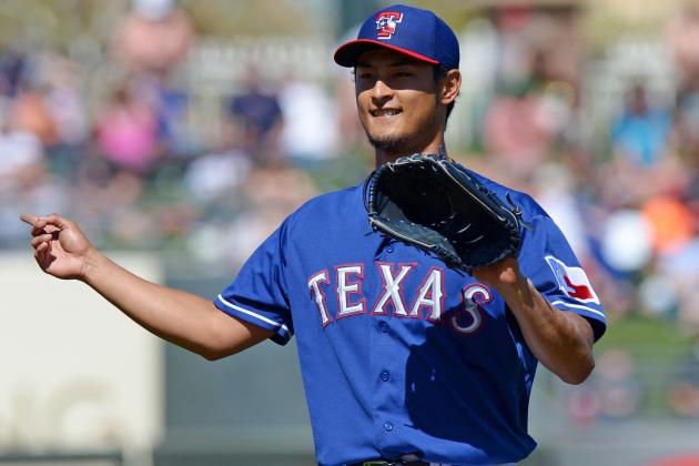 Yu Darvish's Neck Shouldn't Impact Schedule