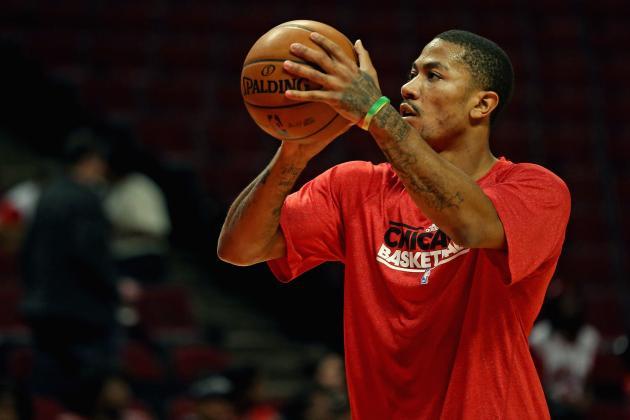 Derrick Rose's Return Won't Save Bulls from Their Downward Spiral