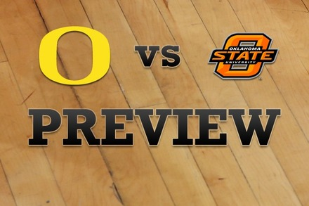 Oregon vs. Oklahoma State: Full Game Preview