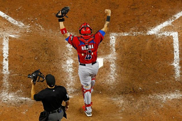 WBC 2013: Yadier Molina Must Start Hitting for Puerto Rico to Beat the Dominican