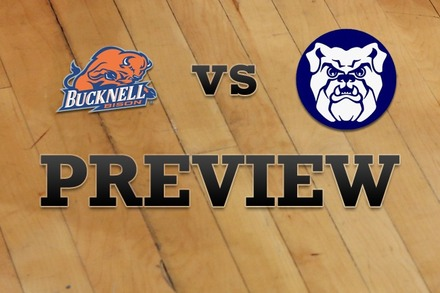 Bucknell vs. Butler: Full Game Preview