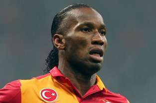 Mourinho Describes Galatasaray's Didier Drogba as