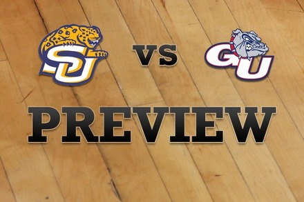 Southern University vs. Gonzaga: Full Game Preview