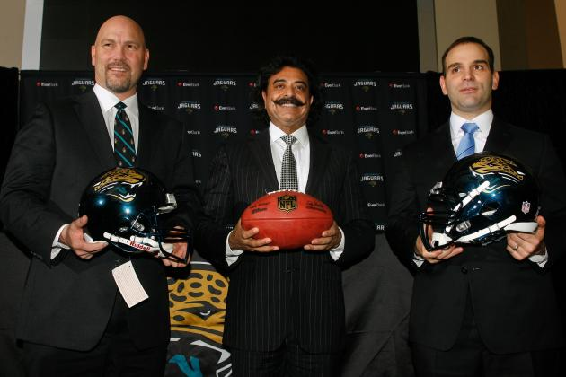 Owner Shad Khan Endorses Jaguars' Rebuilding Plan