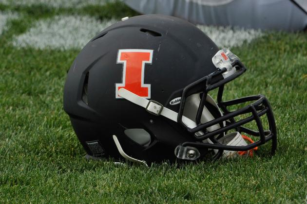 Devin Pike Visits Illinois