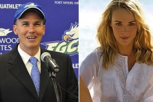 Andy Enfield of FGCU Wins March Madness with Supermodel Wife Amanda Marcum