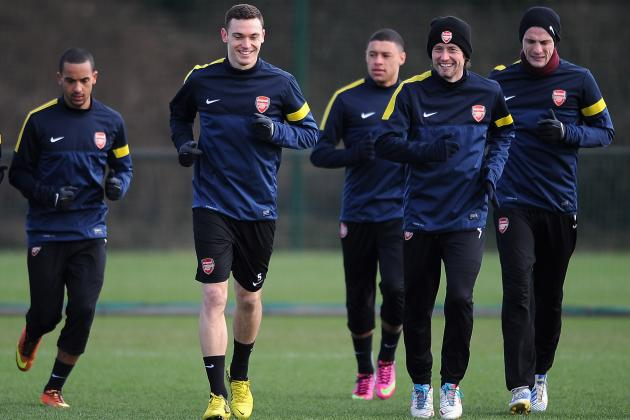 4 Players with Aspirations of Regular First-Team Football for Arsenal