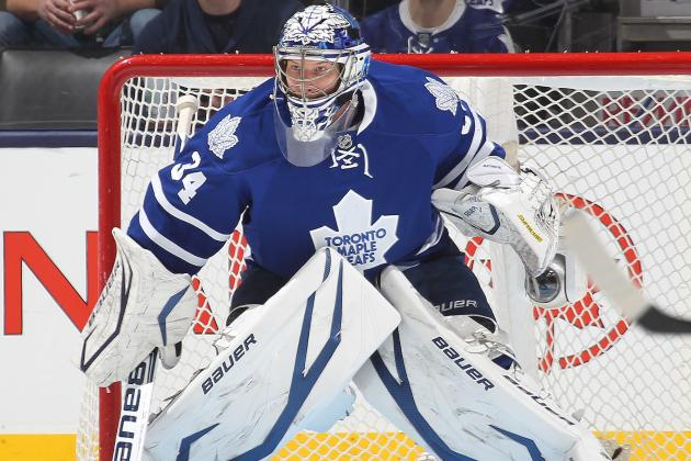 Maple Leafs Coach Looking for His Goalies to Step Up