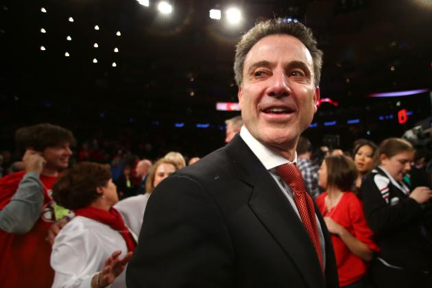 Rick Pitino: No Homecourt Advantage in the NCAA Tournament