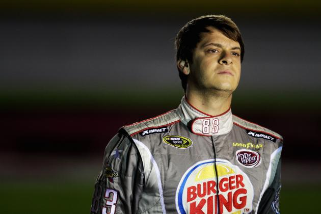Landon Cassill Sues BK Racing for $205K, Says He Was 'deceived'