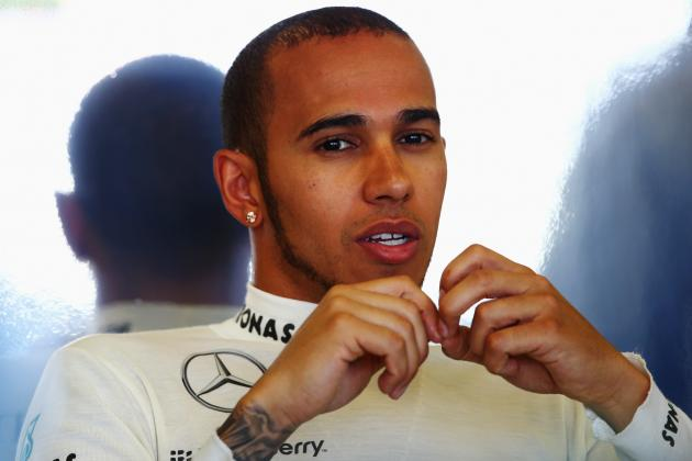 Hamilton: McLaren Offered More Money Than Mercedes