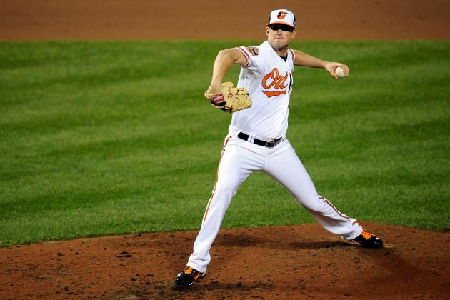 Orioles Left-Hander Brian Matusz Continues to Make Case for Rotation Spot