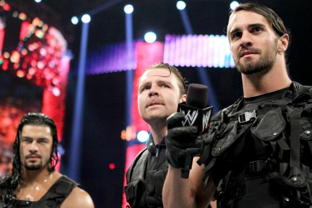 WrestleMania 29: WWE Event Will Be The Shield's Last Stand