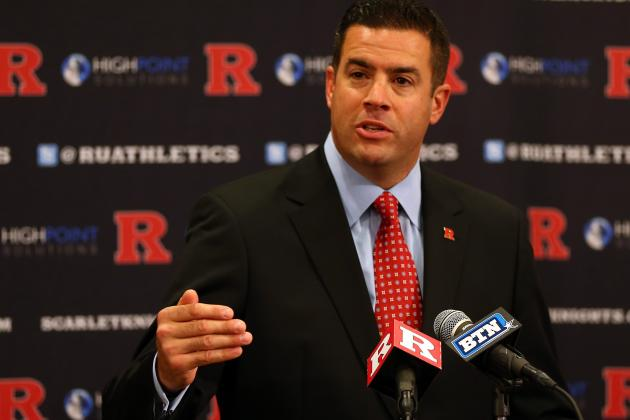 Rutgers' Tim Pernetti a Finalist for AD of the Year