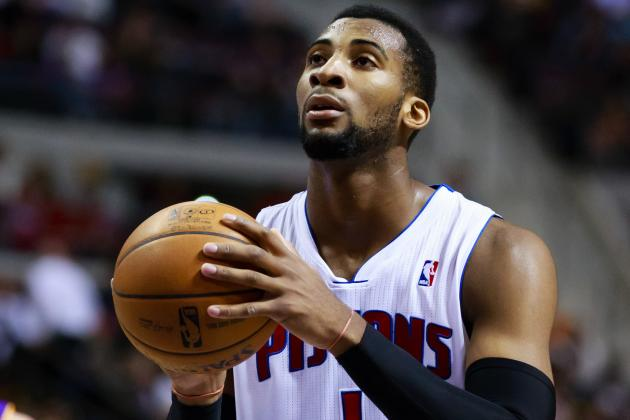 Andre Drummond Returns to Team Activities for the First Time