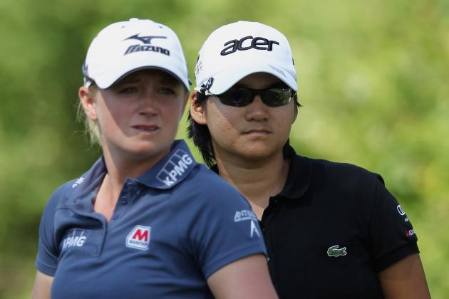 What Does Stacy Lewis' Ascension to No. 1 Mean for the LPGA?