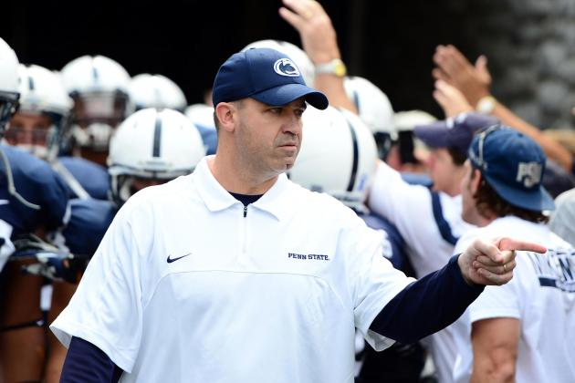 Penn State Football: How Bill O'Brien Can Solve Depth Issues Caused By Sanctions