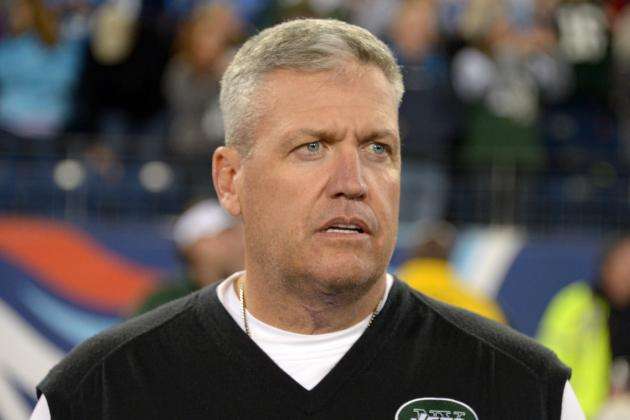 Why Rex Ryan Cannot Be Afraid to Lose His Job in 2013
