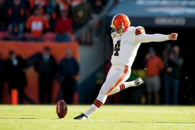 Phil Dawson Headed to San Francisco