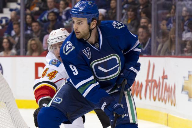 Vancouver Canucks Forward Zack Kassian Returns to Lineup Tonight