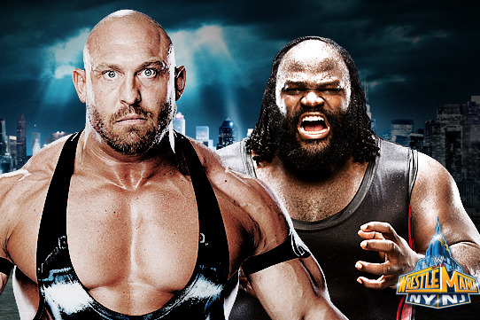 WWE WrestleMania 29 Preview: Is Mark Henry What Ryback Needs to Get Over?
