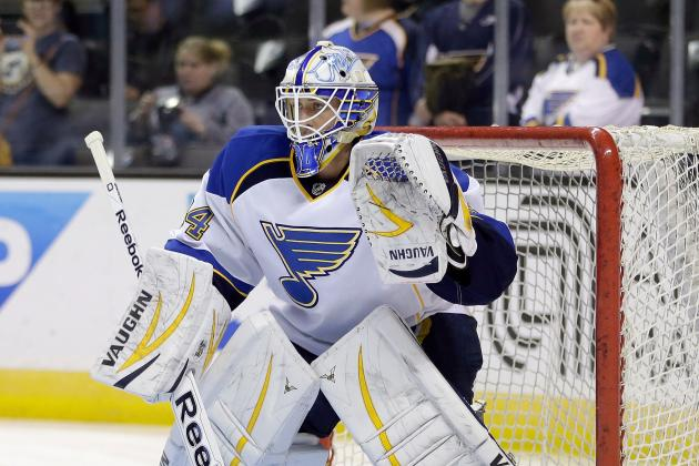 Hitchcock: Allen Becoming a 'Prime-Time Player' for Blues