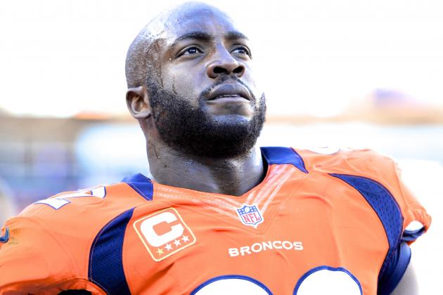 Elvis Dumervil Offered New Deal by Denver Broncos After Contract Snafu