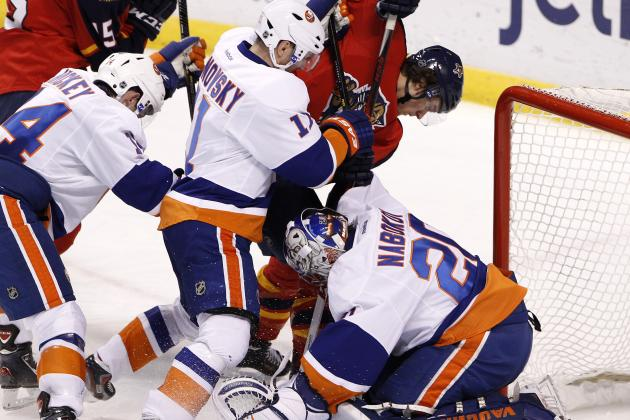 Islanders Know Every Shift Is a Game 7 During Stanley Cup Playoff Push