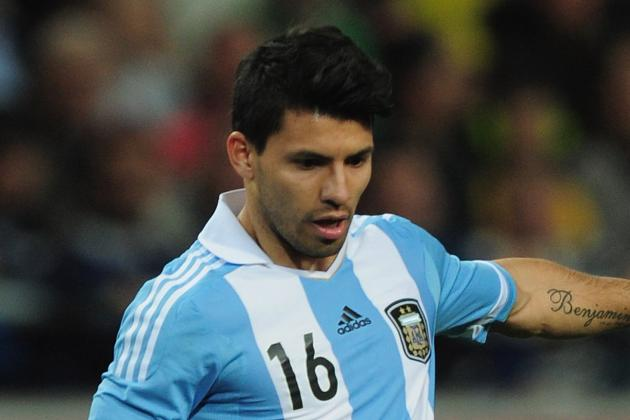 Aguero to Return to Manchester City After Failing to Recover from Injury