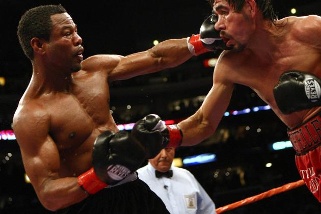 Shane Mosley Is Back, Faces Cano on May 18th in Cancun
